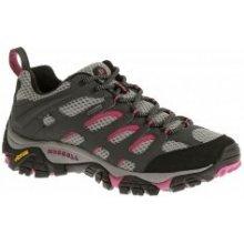Merrell Moab GTX W granite/fuchsia 65318 dámské nízké nepromokavé boty