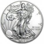 Eagle American Stříbrná investiční mince 1 Oz 2018