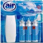 Air Menline Marine Wave Happy Osvěžovač vzduchu komplet sprej + náplně 3 x 15 ml