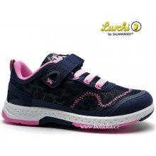LURCHI obuv 33-26403 modrorůžové 6ba324ba7d