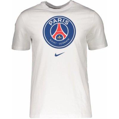 Nike tričko Paris Saint-Germain White bílá
