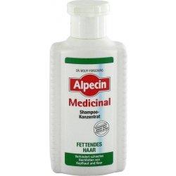 Alpecin Medicinal Shampoo na mastné vlasy 200 ml