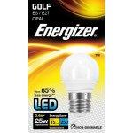 Energizer LED žárovka Globe 3,4W Eq 25W E27 S8836 Teplá bílá