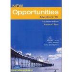 New Opportunities Pre-intermediate Students Book - Harris,Mower,Sikorzynka