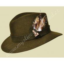 Myslivecký klobouk Athos pánský