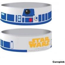 Náramek gumový Star Wars R2D2
