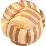 Drewmax 3186 N Dřevěný hlavolam velký Koule
