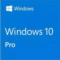 Microsoft Windows 10 Pro 64-Bit GGK CZ DVD (4YR-00254)