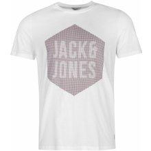 Jack & Jones Cre Circut T Snr74 White