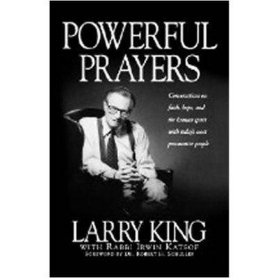 Powerful prayers King Larry