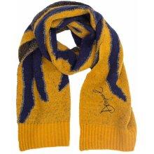 445e232063d Desigual Dámské šátky Woman Scarve Žlutá