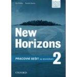 Oxford New Horizonta 2 Workbook czech edition
