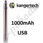 Kanger EVOD Baterie eGo USB stříbrná 1000mAh