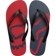 FOX Beached Flip Flop, dark red