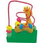 Woody labyrint malý Žirafa