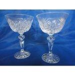 Bohemia Crystal Skleničky na šampaňské Laura, 41448 olovnatý křšťál 6ks 160 ml