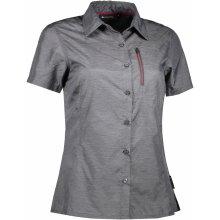 ALPINE PRO LURINA 2 Dámská košile LSHL015779 tmavě šedá 29f32d8785