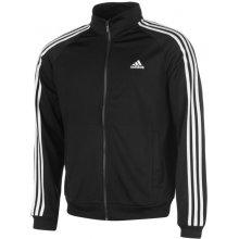 047ca4503c1 Adidas Essential 3 Stripes Track Top Black