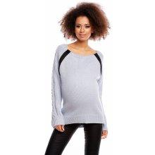 PeeKaBoo těhotenský svetr 84392