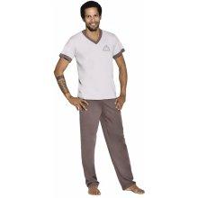 Bavlněné pánské pyžamo Ksaver