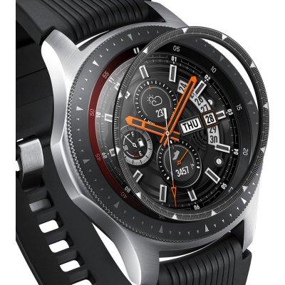 Ringke Inner Bezel Styling kryt frame envelope ring Samsung Galaxy Watch 46mm / Gear S3 černá RGSG0056