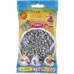 Zažehlovací korálky šedé 1000ks Hama 207-17
