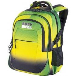 68f4f0a7337 EASY batoh tříkomorový duhový zeleno-žlutý od 787 Kč - Heureka.cz