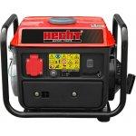 Recenze Benzínový generátor elektřiny - HECHT GG950DC 650W/230V/12V