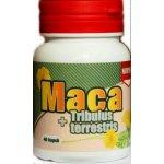 Maca+Tribulus 40 kapslí