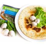 KetoDiet Proteinová omeleta s hříbkovou příchutí 7 x 27 g 6916444932