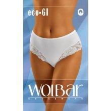 Wolbar kalhotky eco-GI bílé