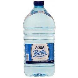 Voda Aqua Bella neperlivá 5l