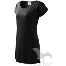 dámské tričko/šaty/tunika černá