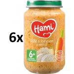 NUTRICIA Hami Rýže s kuřetem a mrkví 6x200 g