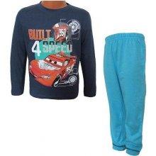 Dětské originální licenční pyžamo Disney Cars modré