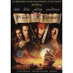Piráti z Karibiku: Prokletí černé perly DVD