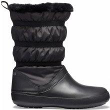 Crocs CROCBAND WINTER BOOT Černá 66d873895e