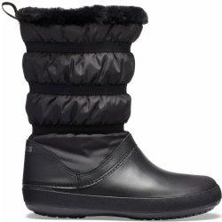 Dámská obuv Crocs CROCBAND WINTER BOOT Černá 15806bf7bd