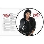 Michael Jackson - Bad - Limited Picture Vinyl, Edice 2018 LP