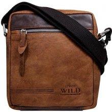 360ed7689c pánská kožená taška přes rameno GT23