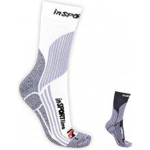 INSPORTLINE Multifunkční ponožky inSPORTline COOLMAX & ionty stříbra