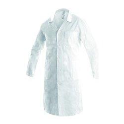 pánský pracovní plášť ADAM bílý 1202 ab8e6ec823