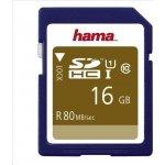 Hama SDHC Class 10 UHS-I 16 GB 124134