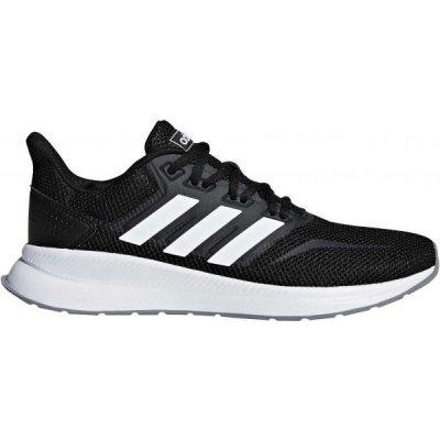 adidas RUNFALCON Wčerná dámská běžecká obuv