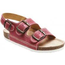 Dětský zdravotní sandál růžový
