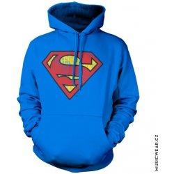 Superman pánská mikina Washed Shield Hoodie od 1 199 Kč - Heureka.cz 0e5a6829d1