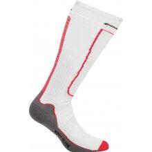 Craft Lyžařské ponožky Warm Alpine bílá/červená