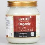 Ayumi Kokosový olej organický Raw Bio 290 g