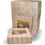 OKPALIVA dřevěné brikety RUF - BUK 840 kg