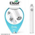 Eleaf Baterie iJust D16 eGo LED VV 850mAh Bílá